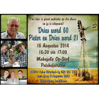 Windpomp / Windpump Farm Invitation