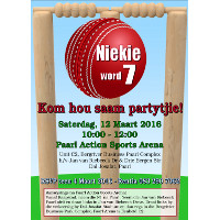 Cricket Party Invitation
