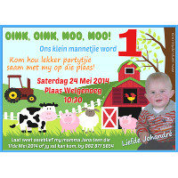 Farm Invitation