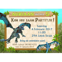 Dragon Sim Online Game Invitation
